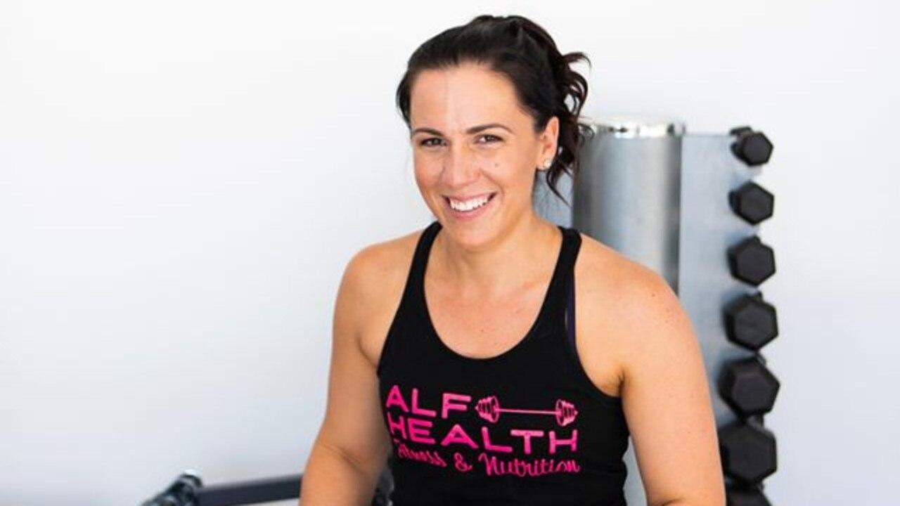 Amanda Friend was voted best personal trainer in the Lockyer Valley or Somerset.