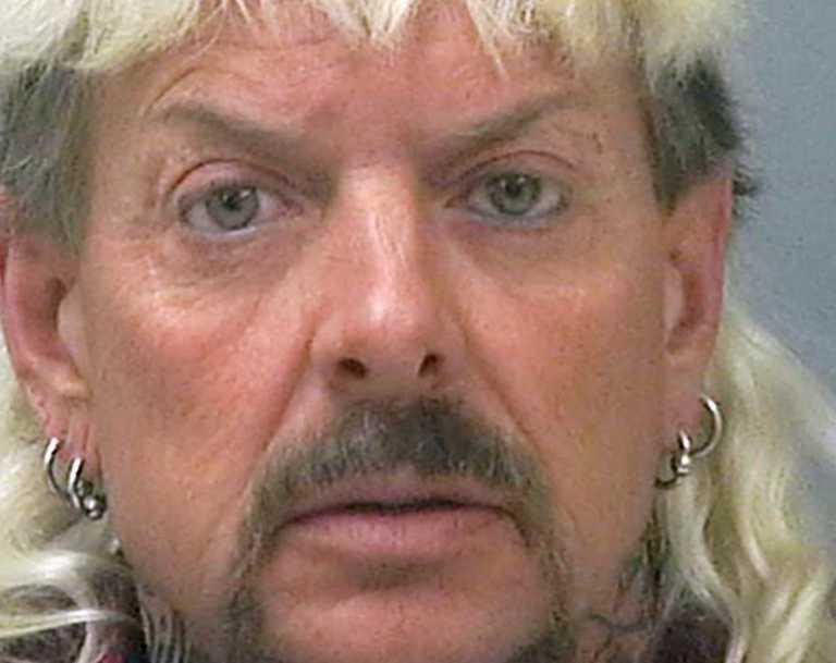 "Joseph Maldonado-Passage, also known as ""Joe Exotic."" Picture: Santa Rosa County Jail via AP."