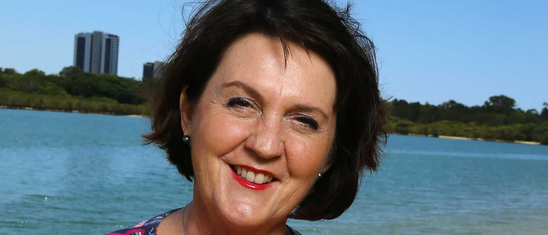 The LNP president has blasted retired MP Jann Stuckey in an extraordinary newsletter, saying members like her are no longer welcome in the party.