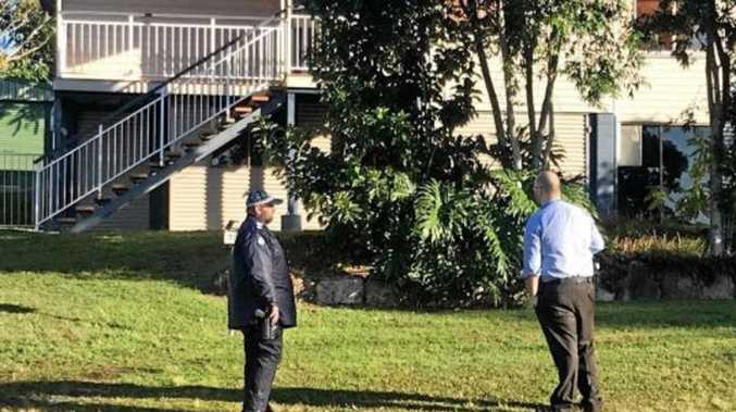 The night machete-wielding crim terrorised Gympie family