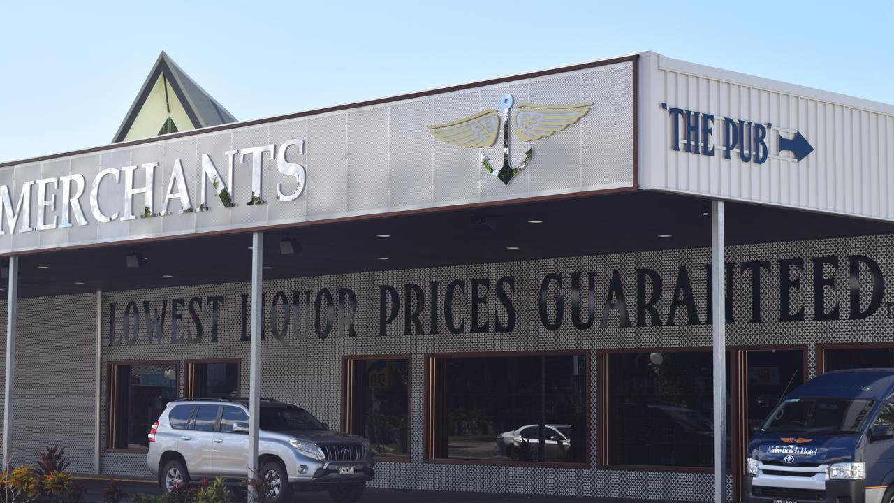 Bottle shops in Airlie Beach are reporting no 'panic buying' among customers.