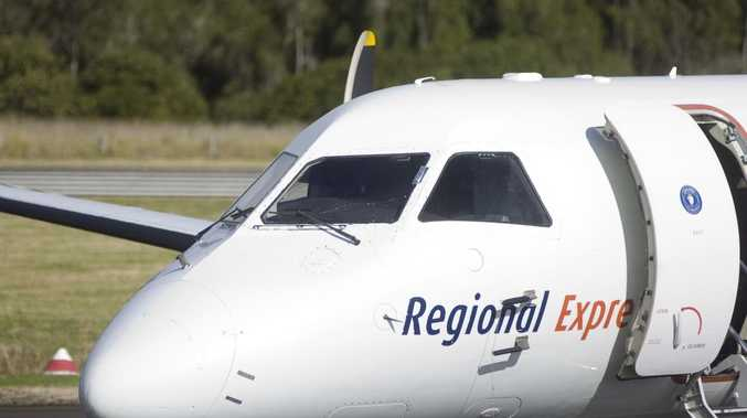 Rex airlines ceases services at Ballina Airport