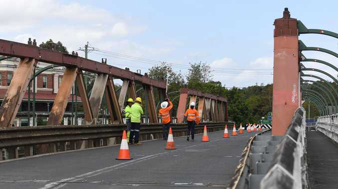 Bridge closures to know this weekend