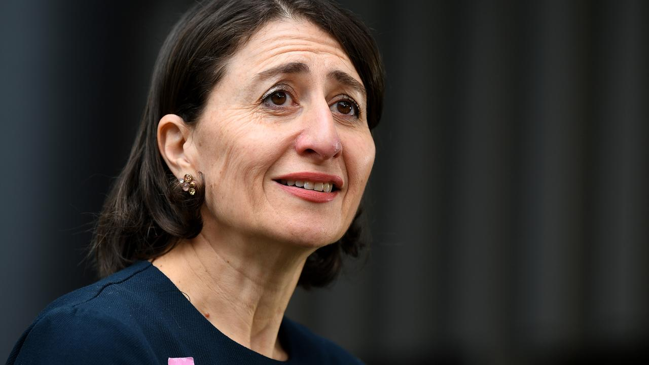 NSW Premier Gladys Berejiklian said the protocols were changed around cruise ships after the situation began to unravel. Picture: Joel Carrett/AAP