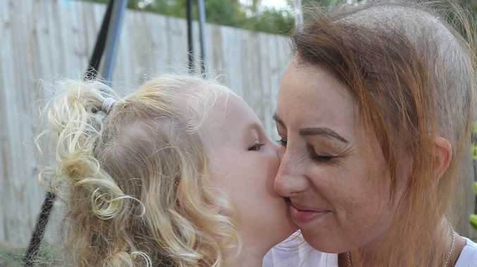 Virus crippling blow for Gold Coast mum fighting cancer