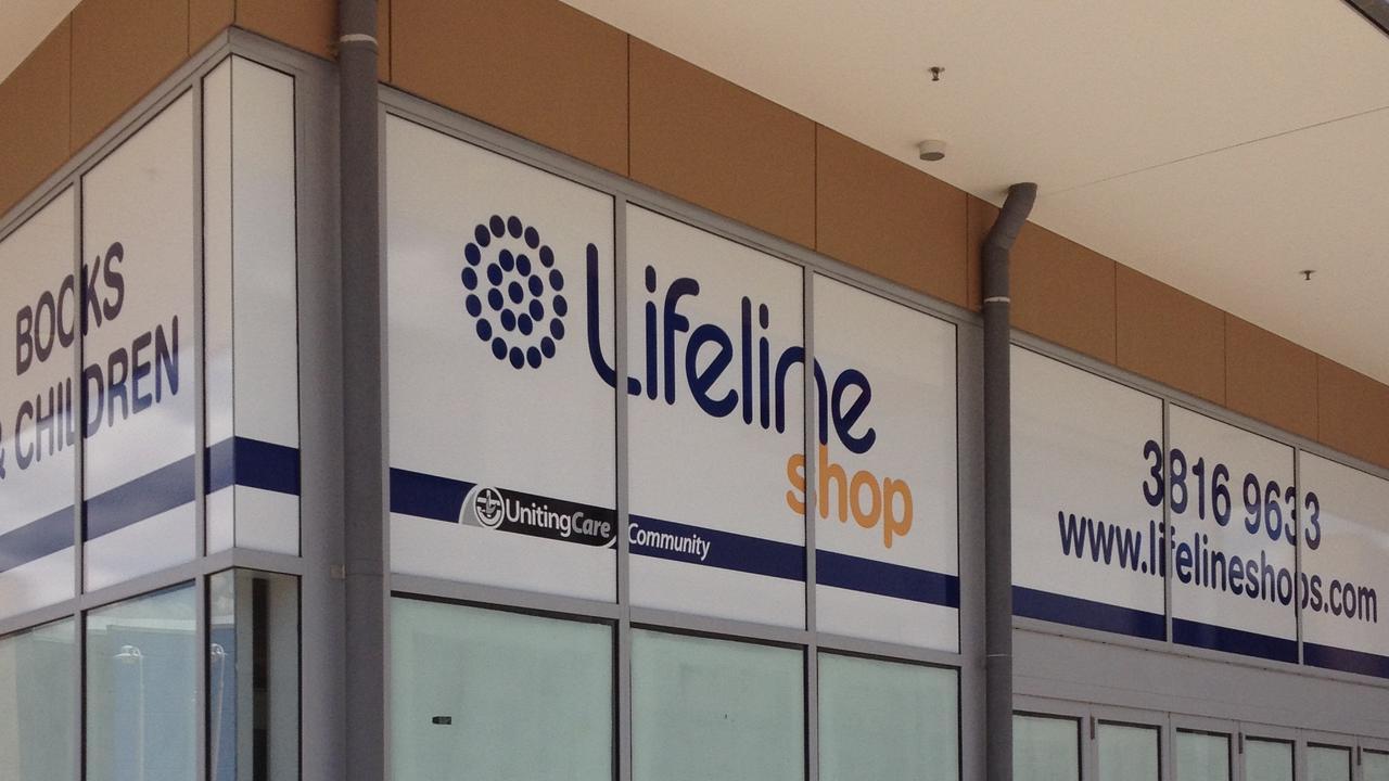 Lifeline is closing stores across Queensland.