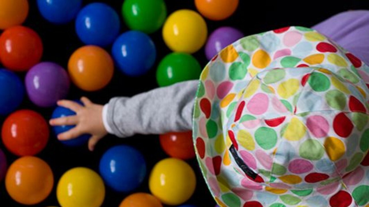 LOSING NUMBERS: Usually alive with the sound of laughter and chatter, the Lockyer Valley Early Education Centre has grown progressively quieter over the past few weeks.