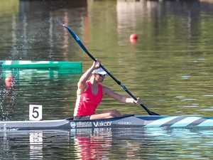 Up-and-coming kayaker adjusts to restrictions
