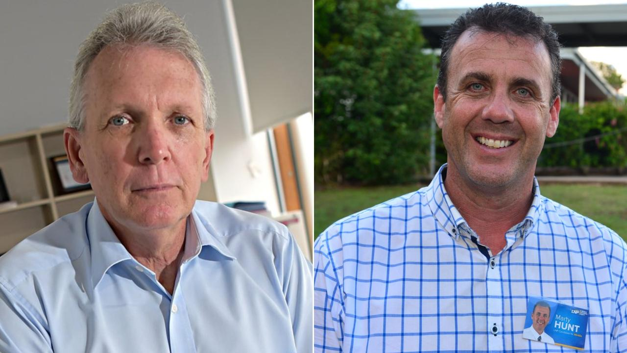 Caloundra MP Mark McArdle and Nicklin MP Marty Hunt have disagreed with recommendations to legalise voluntary assisted dying in Queensland.