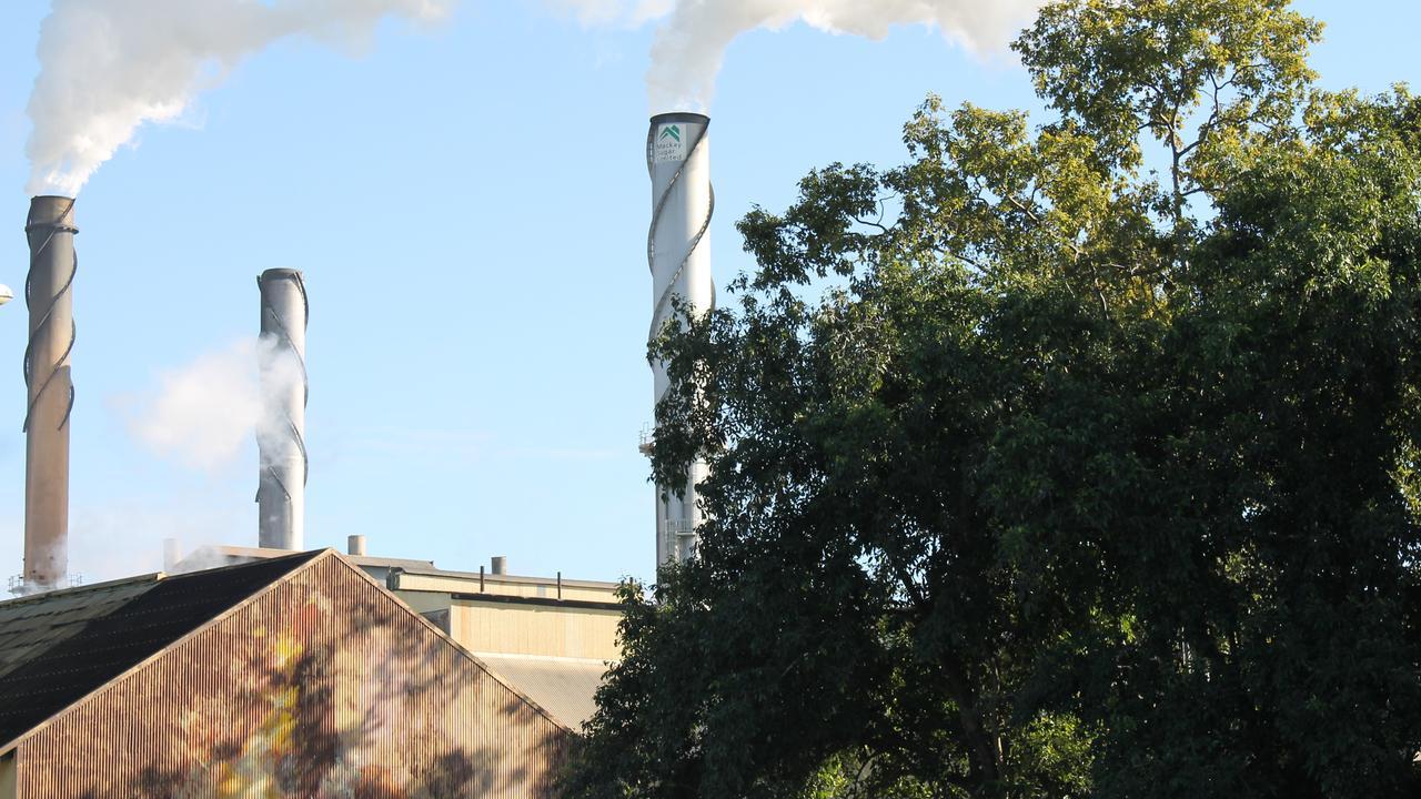 Mackay Sugar's Marian Mill.