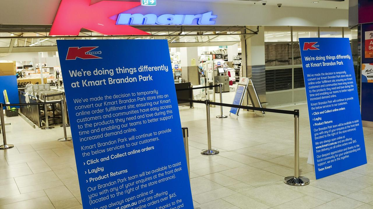 "Kmart is trialling a new virtual queuing system for online customers which has been mocked on Twitter, with one person describing it as ""sweet hell""."