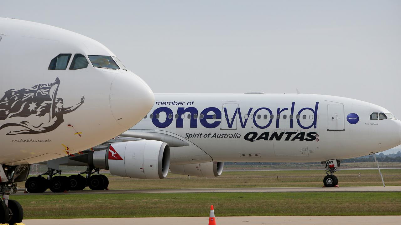 Qantas has secured a month of flights for Australians who have been stranded overseas after airlines grounded their fleets due to the coronavirus outbreak.