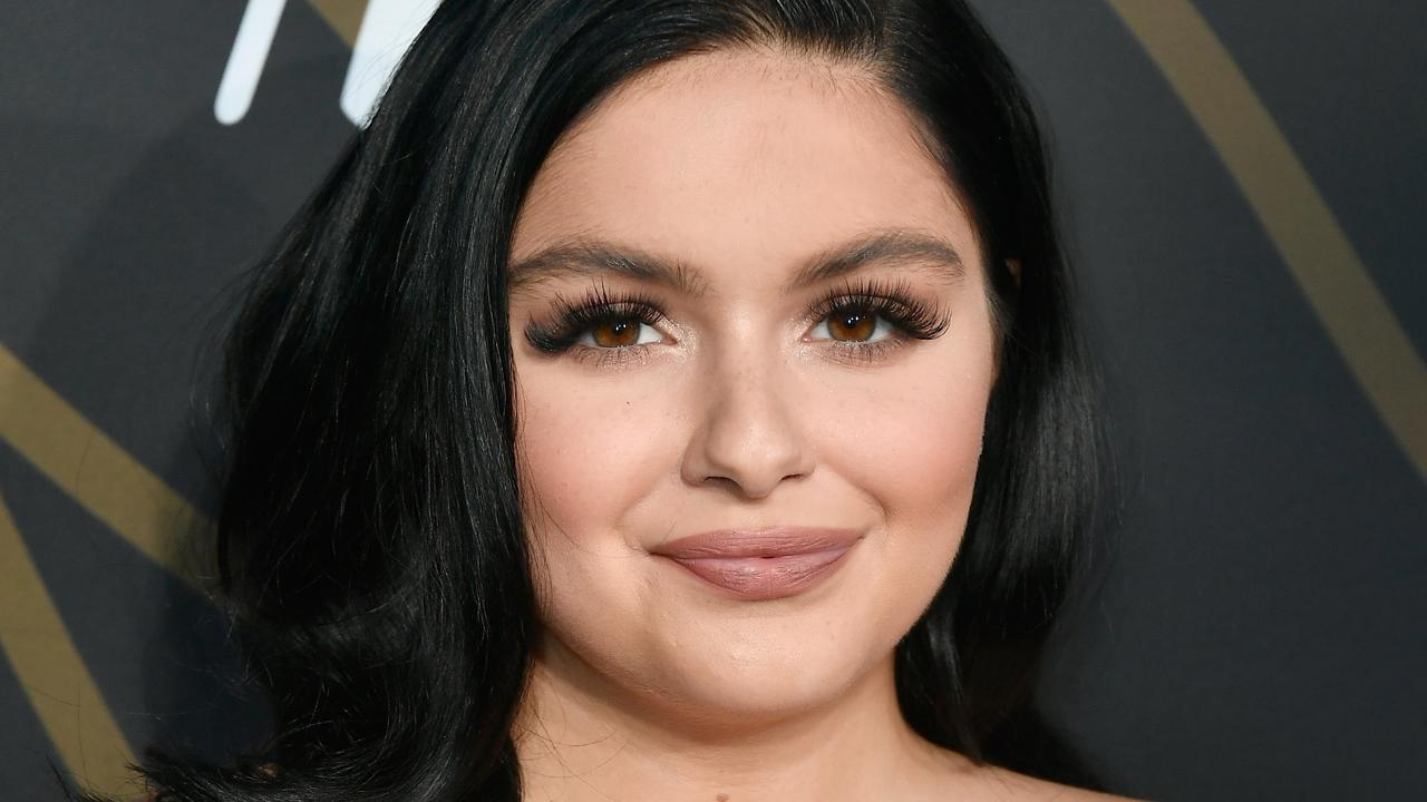 Ariel Winter has opened up about growing up in the spotlight. Picture: Frazer Harrison/Getty Images