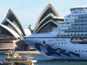 Two more virus deaths as row over cruise ship rages