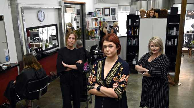 "Hairdressers: ""We are not essential"