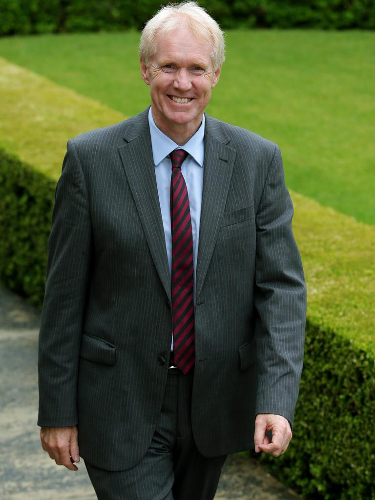 Barker College headmaster Phillip Heath.