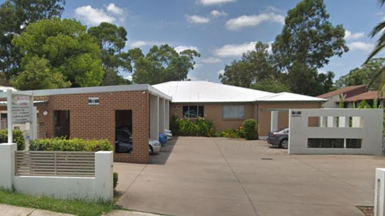 The Rose of Sharon Childcare Centre in Blacktown. Picture: Google