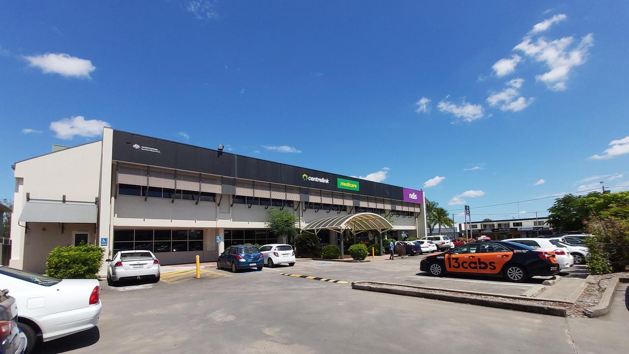 Centrelink Rockhampton.