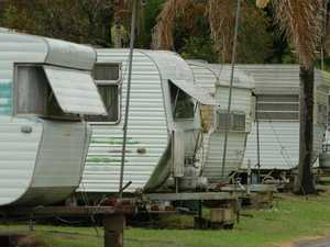 Caravan, free camping areas closed as visitors move on