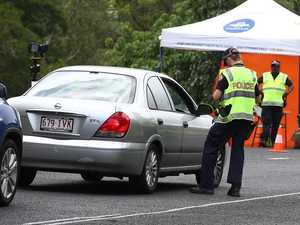 Cops fuming over COVID-19 roadblock dodgers
