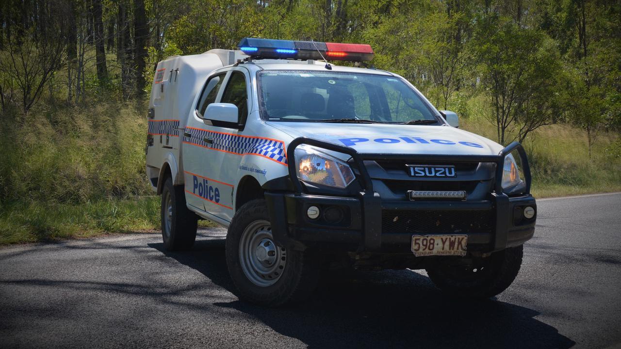 Queensland Police car generic.