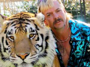 WATCH THE VIDEO: 'Ashamed' Tiger King star breaks silence