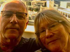 CORONAVIRUS: Couple in hotel lockdown hold grave concerns