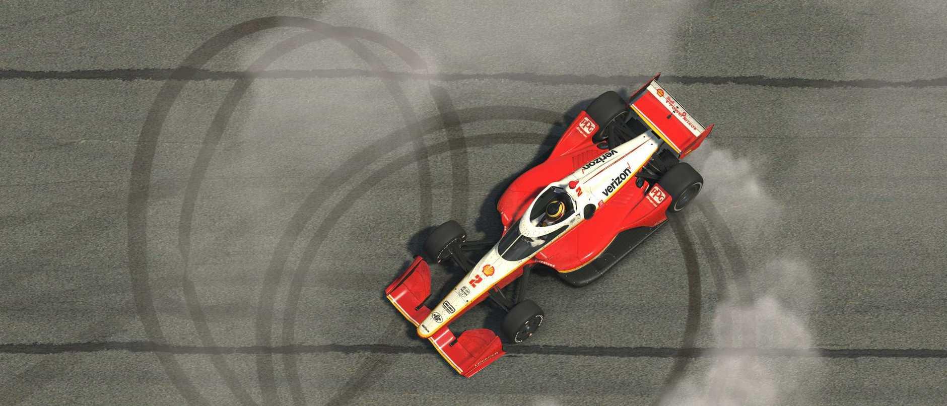 IndyCar iRacing Challenge Honda Indy Grand Prix of Alabama