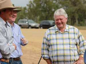 Silver lining on horizon for farmers in Flynn electorate