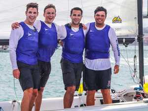 Youth match racing world champ eyes spot at major regatta