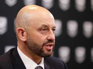 Greenberg: Why I will not quit as NRL boss