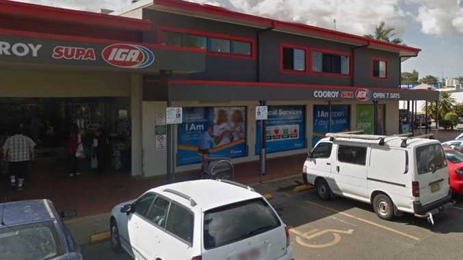 Cooroy IGA offers free home delivery for elderly