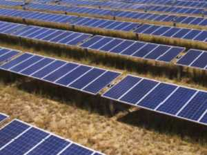 Our solar farm project heats up with build date released