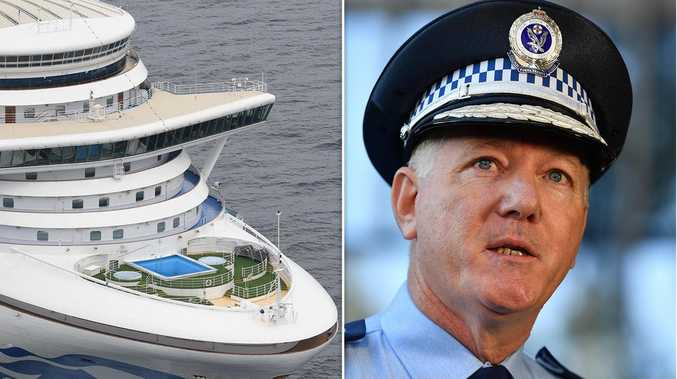 Criminal investigation launched into Ruby Princess debacle