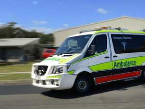 Three people in critical condition following crash
