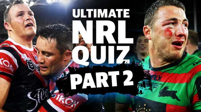Back by popular demand: Ultimate Quiz Part 2