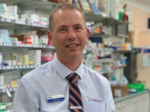 Pharmacist grateful for kind words and gestures