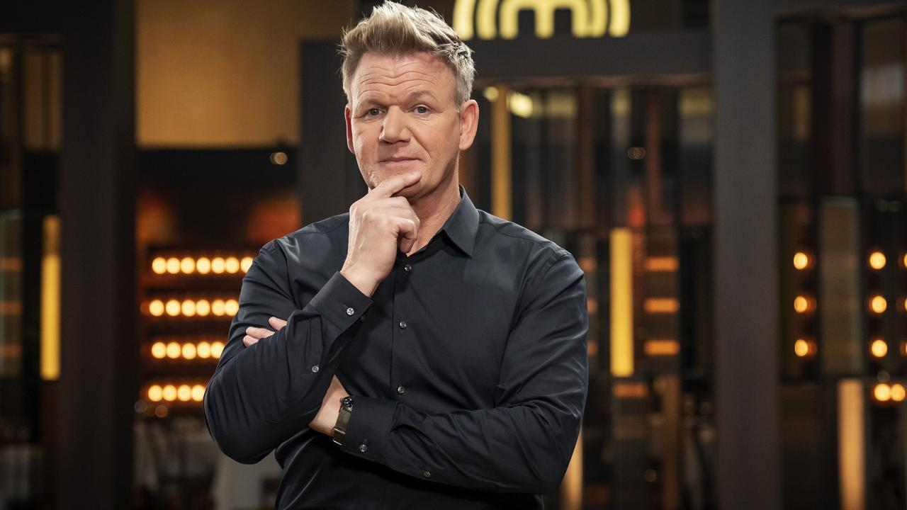 Gordon Ramsay has been giving the reins during the first week of the new season of MasterChef, sidelining the new judging trio. Picture: Tina Smigielski