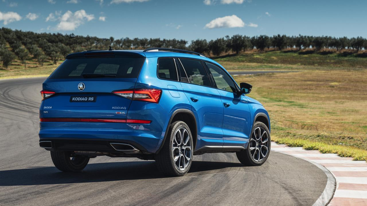 Skoda's Kodiaq RS isn't for everyone, but it will be spot-on for some drivers.