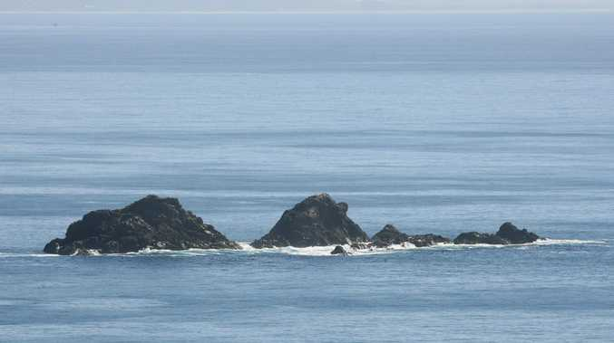 Kayaker rescued after running into trouble off North Coast