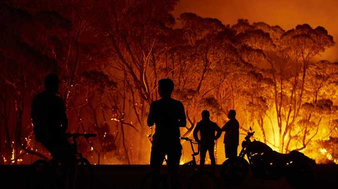 HIGH-TECH ATTACK: How our fire season will be fought