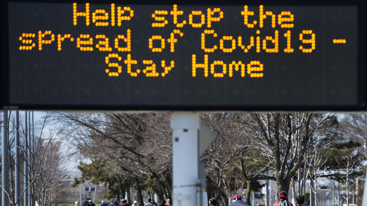 All your questions about COVID-19 answered. (Nathan Denette/The Canadian Press via AP)