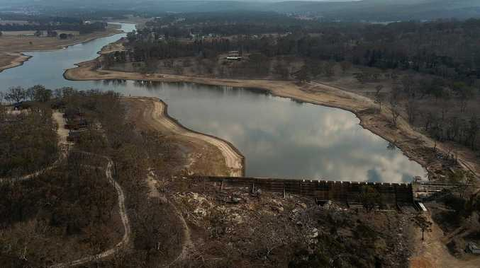 Dam desilting complete after years of debate