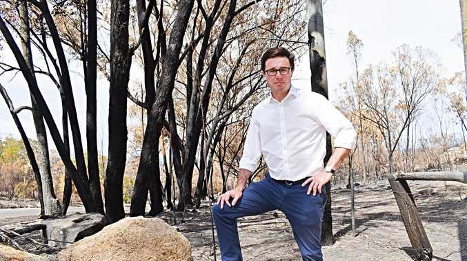 Drilling for water: $1 million for bores in The Maranoa