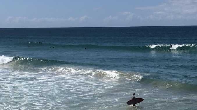 Pro surfer's plea to keep beaches open