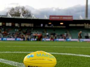 Does Tassie hold key to AFL's return?