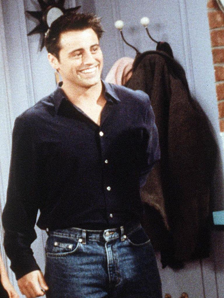 LeBlanc as Joey.