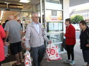 Shopping service for seniors