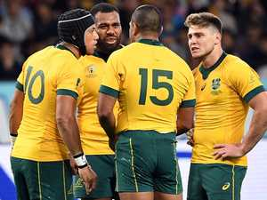 Escape plan: Wallabies stars could spark devastating exodus