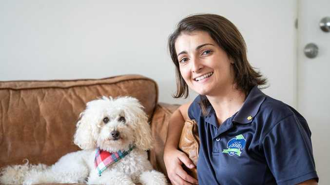 Lifeline for new pet owners during stay home call